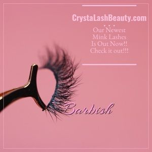 Makeup - Barbish 3D Mink Eyelashes